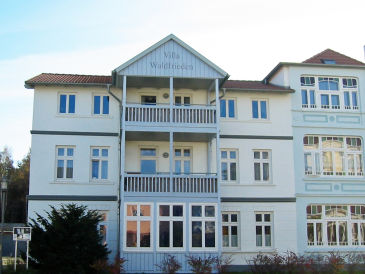 "Holiday apartment ""Strandkorb"" in the ""Ostsee Domizil Sandburg"""
