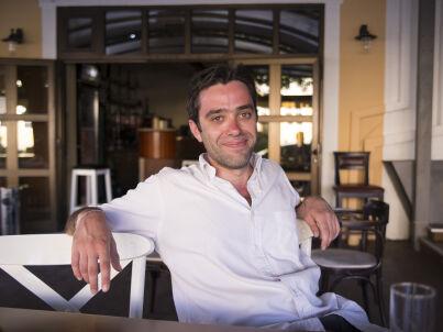 Ihr Gastgeber Eugenio Grosso