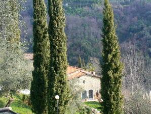 Ferienwohnung Paradiso Monte a Pescia