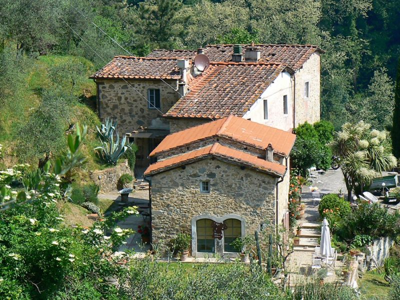 Holiday house Paradiso Monte a Pescia