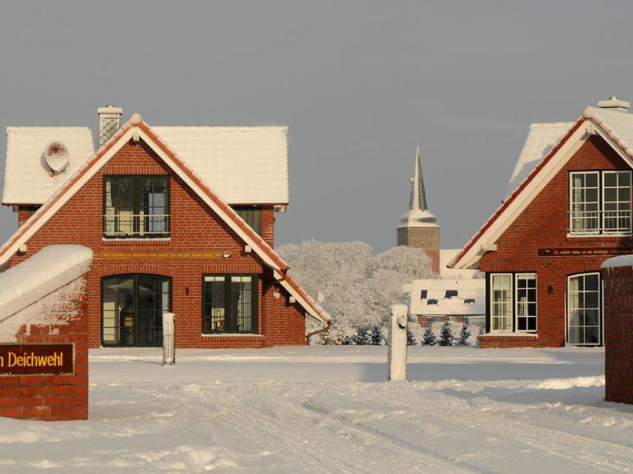Das Wehldorf im Nordseebad Wremen - Ruhe und Entspannun