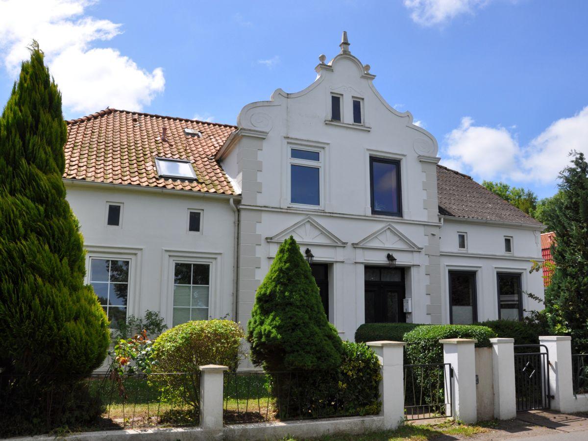 Ferienwohnung tom in der villa westwind landkirchen firma