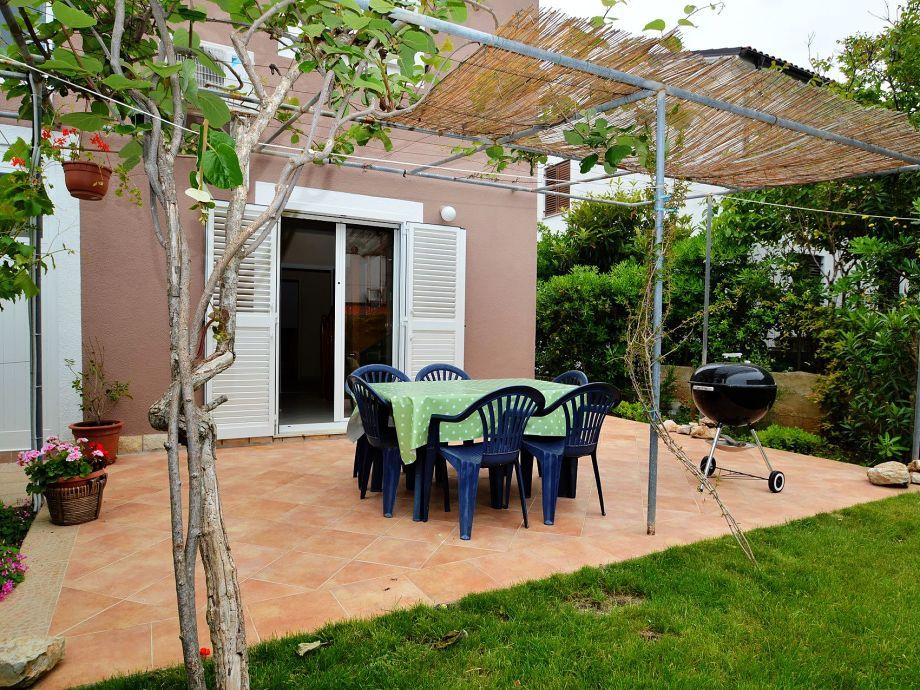 Haus Ana - Garten und Grill