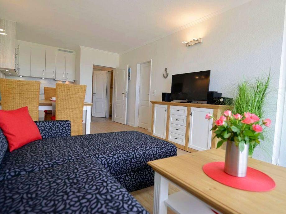 ferienwohnung frische brise 1109 cuxhaven sahlenburg firma caroline regge ferienappartements. Black Bedroom Furniture Sets. Home Design Ideas