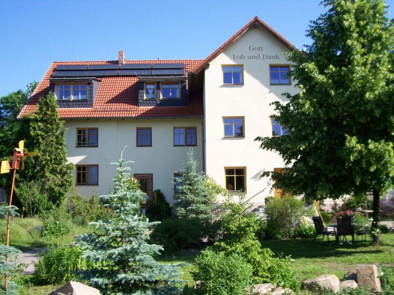 """Ferienwohnung """"Morgenröte"""" auf dem Lohbacher Hof"""