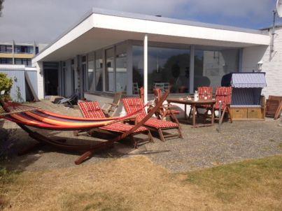 Meerblick Strandhaus