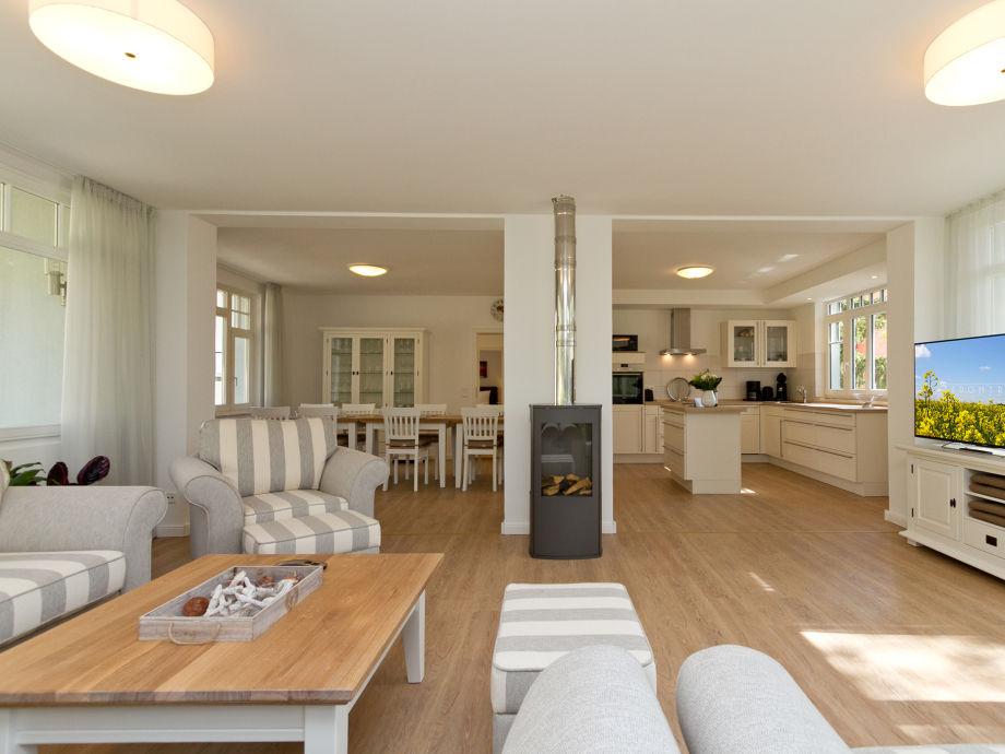 Ausstattung Ferienhaus Amelia Cottage