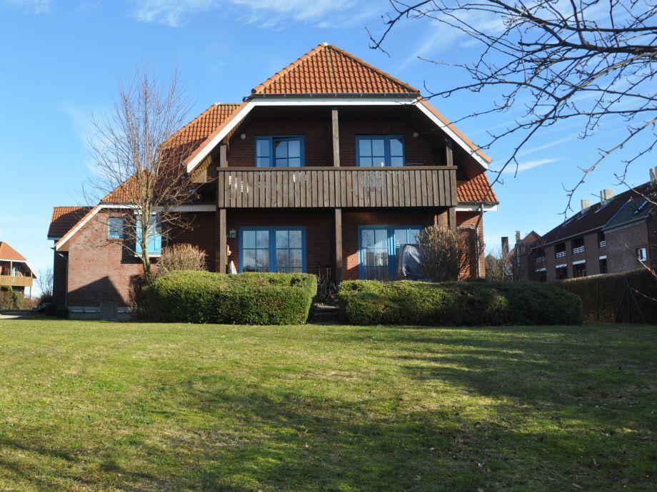 Haus  20 in der Ferienanlage in Lemkenhafen