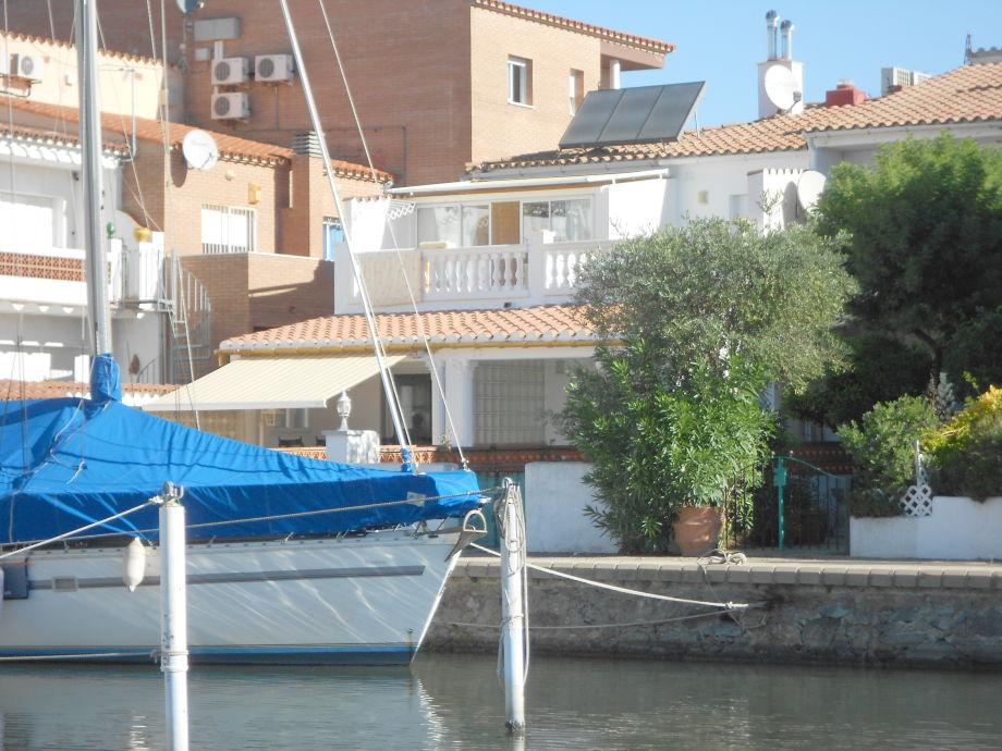 Ferienhaus im Hafen Port Argonautos