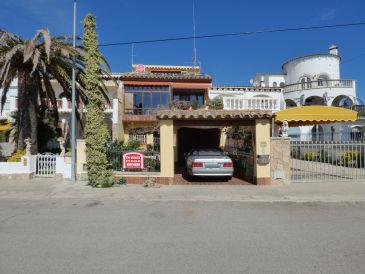 Ferienhaus Paradies 46 in Top-Lage mit Blick auf den Haupthafen