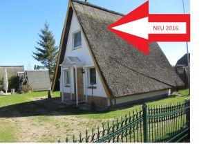 Ferienhaus Ostsee - Schilfhaus
