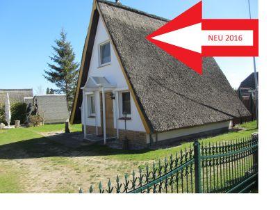 Ostsee - Schilfhaus
