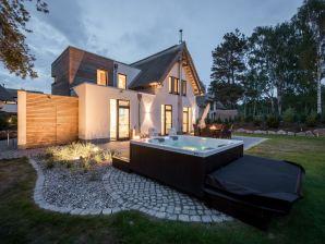 Ferienhaus im Kapitänsweg 12 - Luxusurlaub in Karlshagen