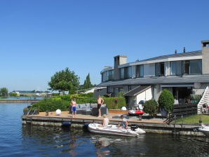 Ferienhaus Aqua Mamore direkt am Wasser