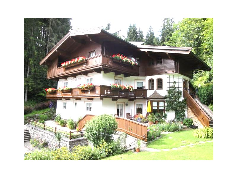 Ferienwohnung Haus am Erlenrain