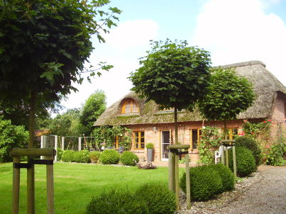 Reetdachhaus Persch