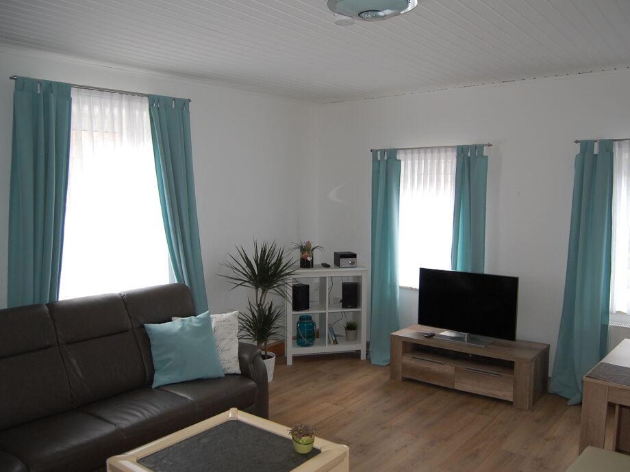Wohnzimmer, TV, CD
