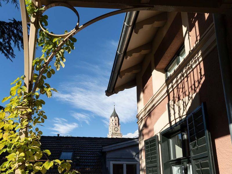 Apartment Villa Bergmann - Turmsuite