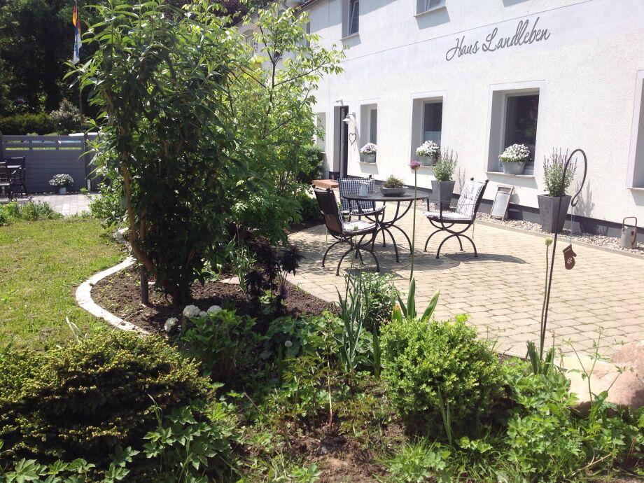 Garten Haus Landleben