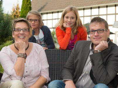 Ihr Gastgeber Rainer und Carmen Schulte