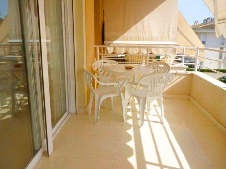 Außenaufnahme Apartamento Mar y Playa