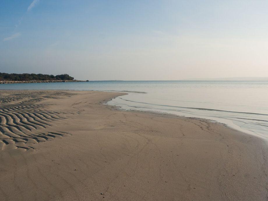 Sandy beach Meli