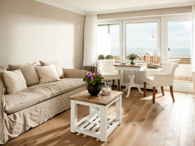1 Zimmer-Apartment Seafront