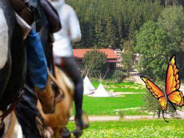 Ferienwohnung Old West Ranch