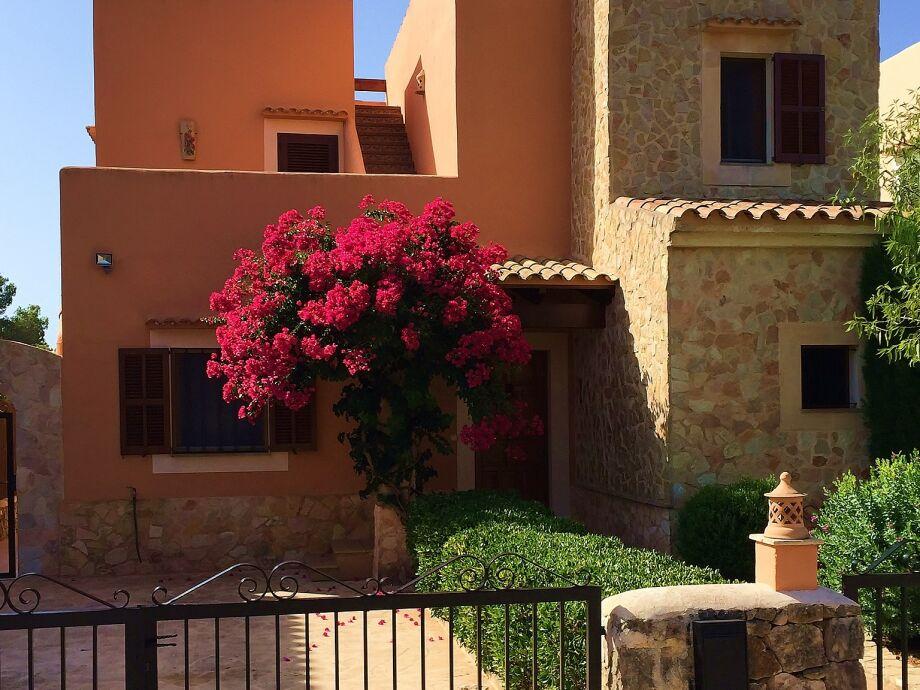 Außenaufnahme Casa Roco