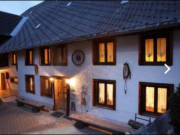 Ferienhaus im Schwarzwaldhaus Krebs
