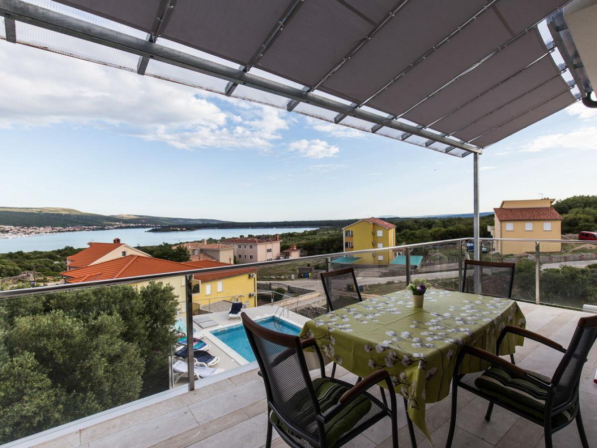 villa ira insel krk firma eurotours porec frau rosana. Black Bedroom Furniture Sets. Home Design Ideas