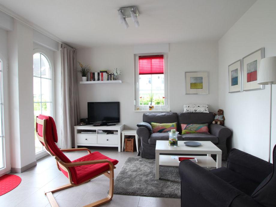 Wohnbereich mit Fernsehecke