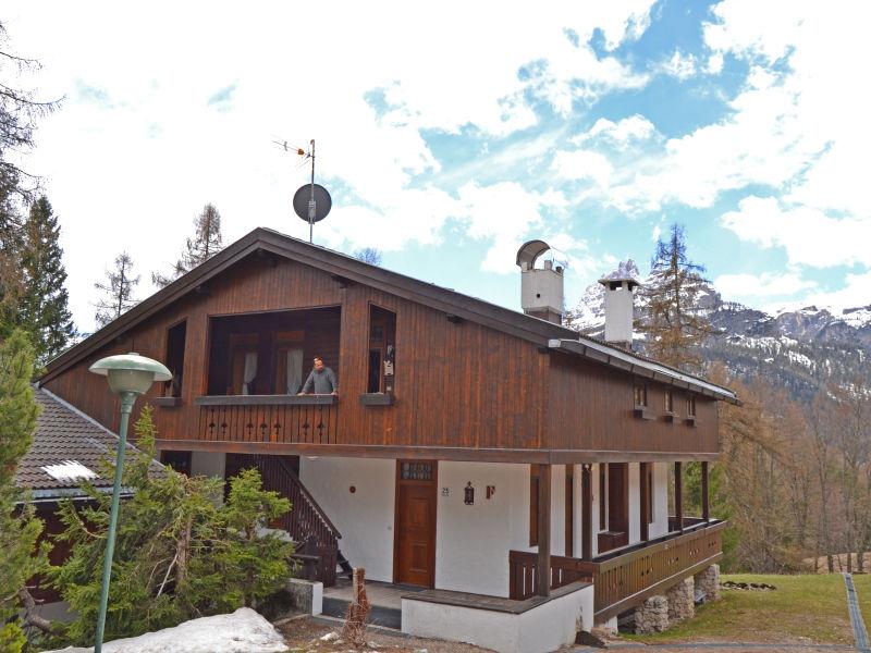 Gemütliche Ferienwohnung in Cortina d'Ampezzo