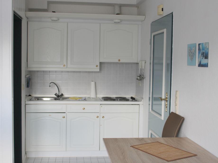 Die Küchenzeile ~ ferienwohnung dinghi, wangerland, hooksiel firma h