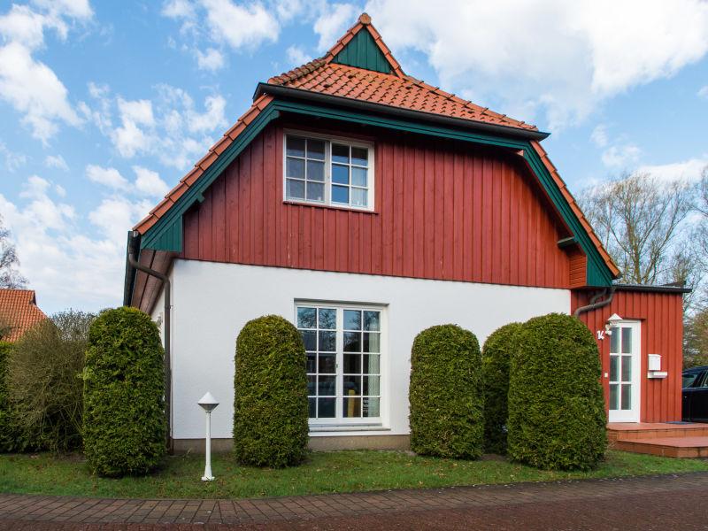 Ferienhaus Am Wiesengrund Haus 14