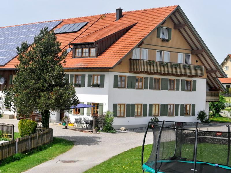 Ferienwohnung Hofwohnung auf dem Ferienhof Rummel
