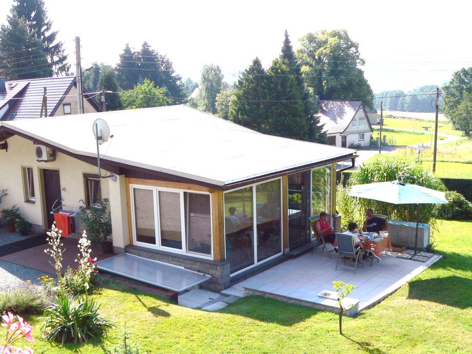 Ferienhaus mit beheizbarem Wintergaeten (FbHzg)