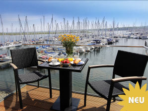 """Ferienwohnung """"Meerblick"""" im Strand Resort Heiligenhafen"""