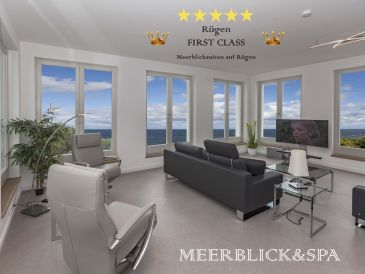 Holiday apartment Meerblick & SPA