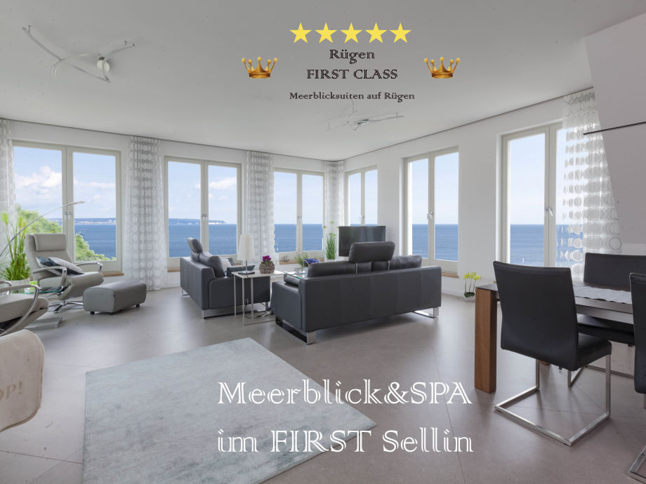 Ausstattung Meerblick & SPA