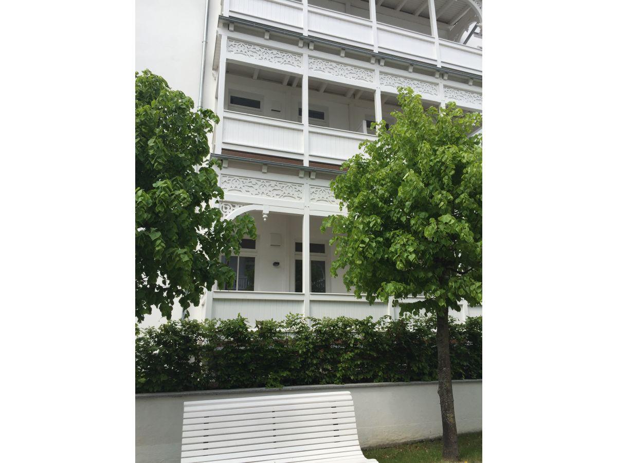 Ferienwohnung 01 villa seeblick binz insel r gen firma for Villa seeblick binz