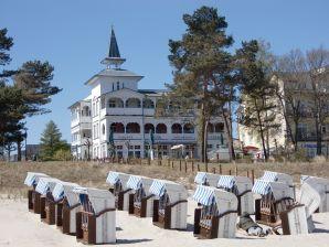 Ferienwohnung 11 Strandhaus Seeblick Binz