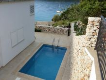 Holiday house New pool, 50 m from sea