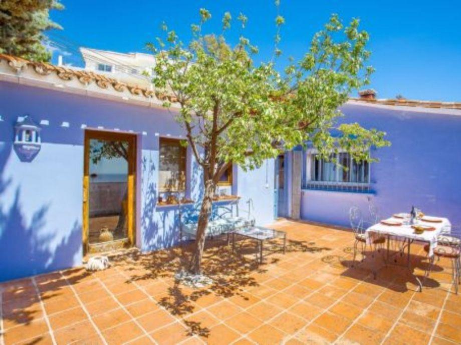Finca- Apartment mit Pool in Marbella