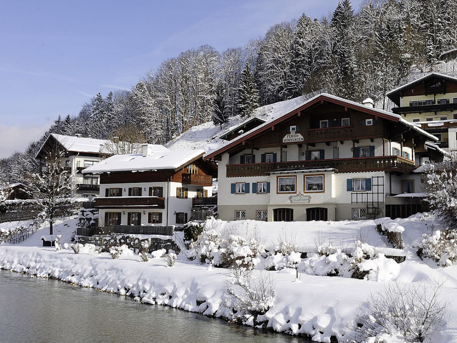 Sepplhaus im Winter