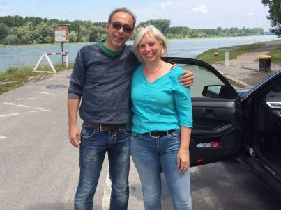 Ihr Gastgeber Stephan + Uta von der Heyde