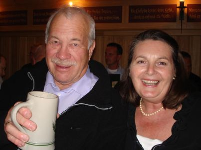Ihr Gastgeber Margarete und Karlhans Schwarz
