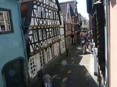 in der Stadt Linz  am Rhein