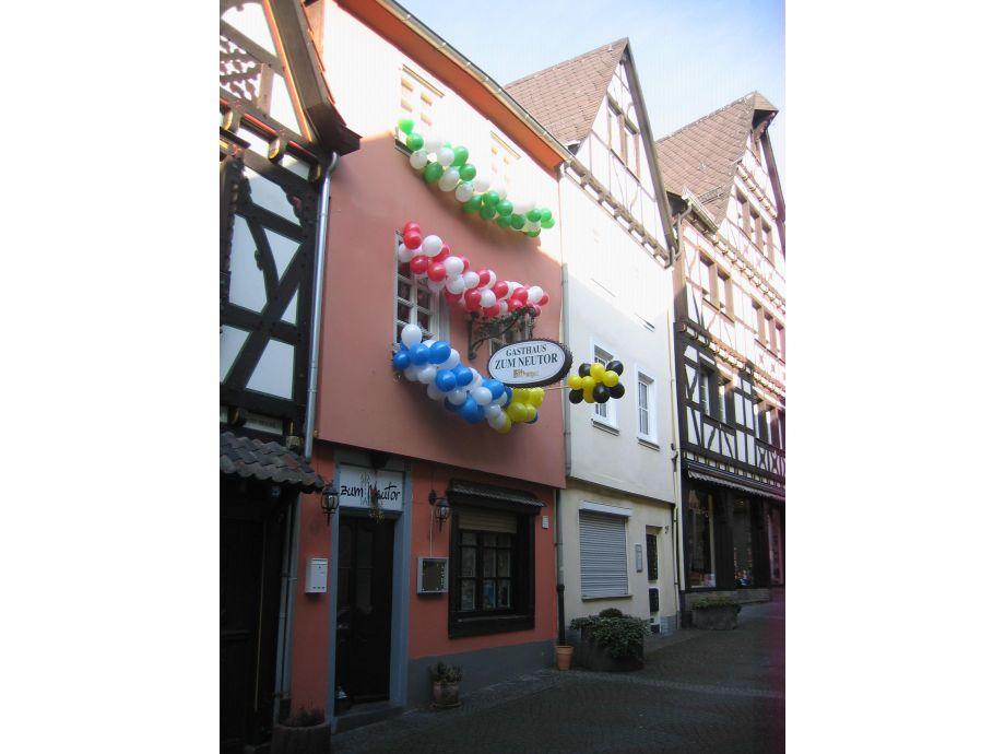 Altstadtfest im Sommer