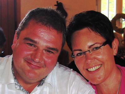 Ihr Gastgeber Antje und Arnd Heitzhausen
